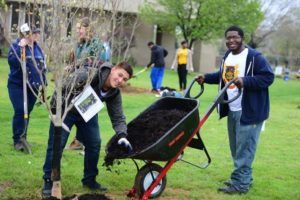 Reforest Our City Arbor Day