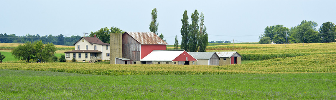 Slide Pano - preserving farmland