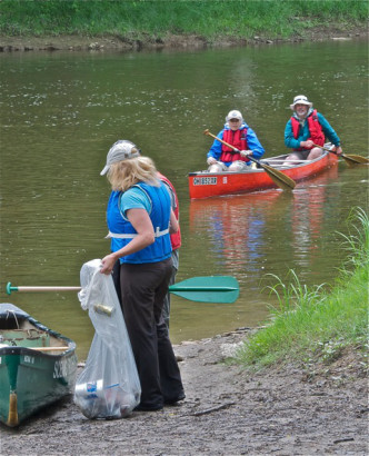 Grand River Clean Up 2012