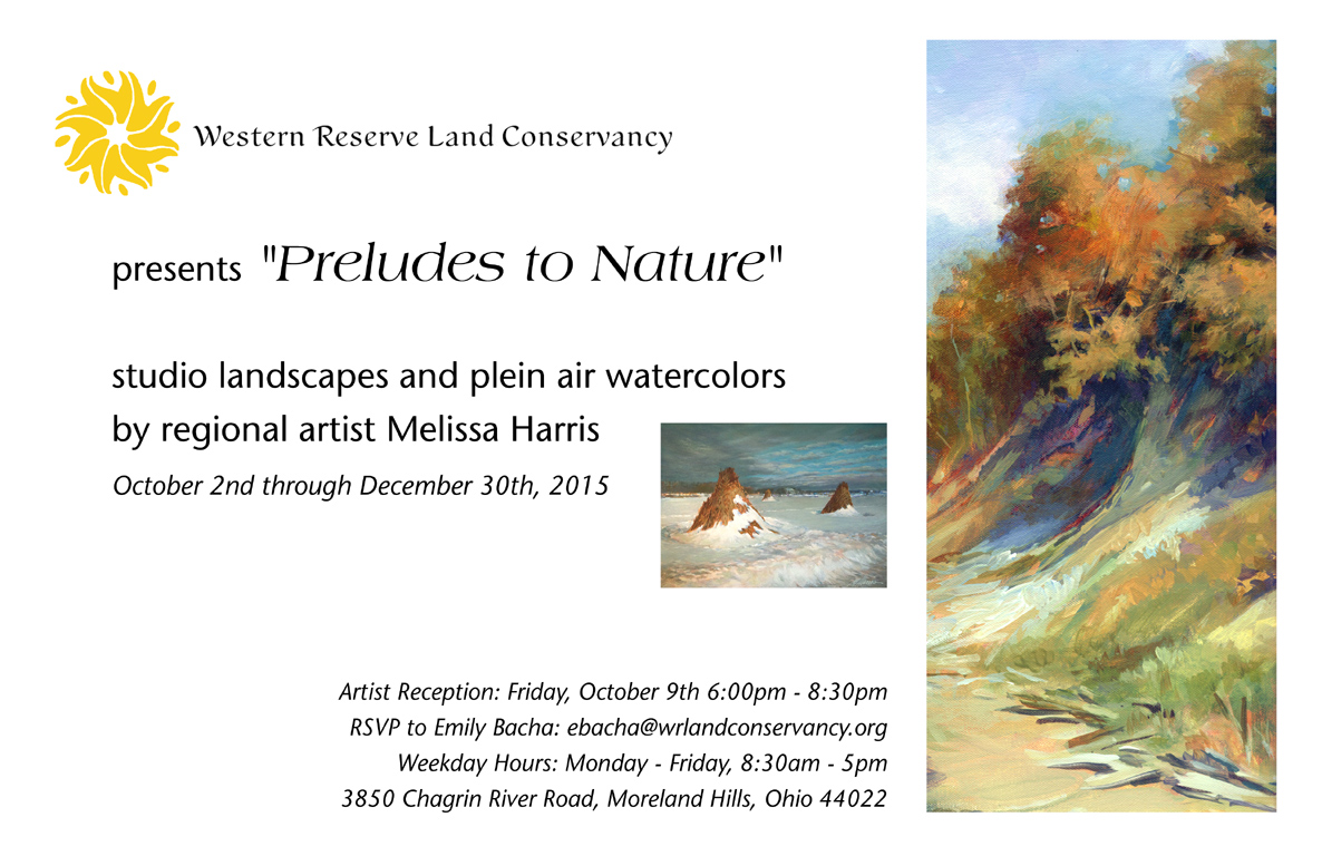 Melissa Harris - Preludes to Nature