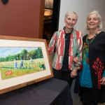 Sue Grimm honored at inaugural Legacy Society Dinner