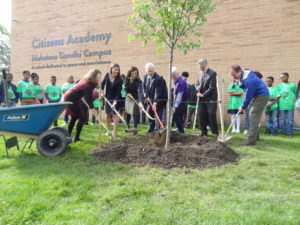Arbor Day 2017 | Photo Credit Western Reserve Land Conservancy