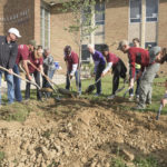 Project UP™ initiative greens up Cleveland school