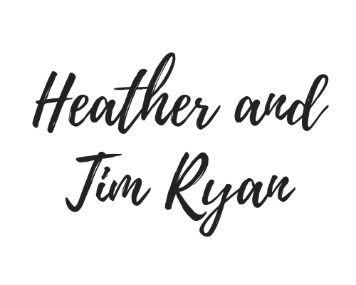 Heather and Tim Ryan