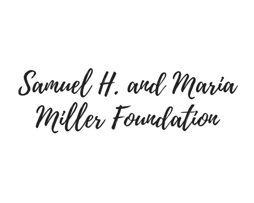 Samuel H. and Maria Miller Foundation