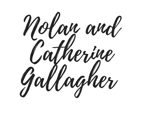 Nolan and Catherine Gallagher